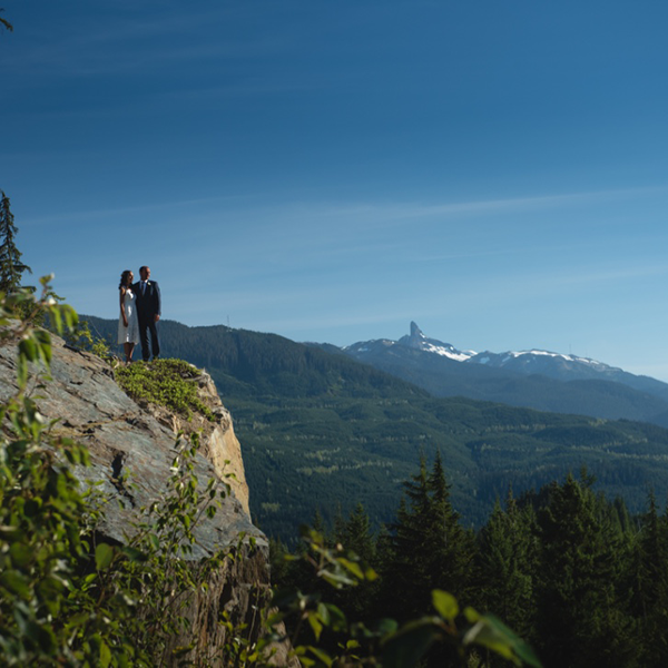 Elopements & Intimate - Whistler Wedding Planning with Sea to Sky Celebrations