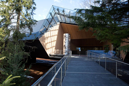 Whistler Wedding Venue - Audian Art gallery