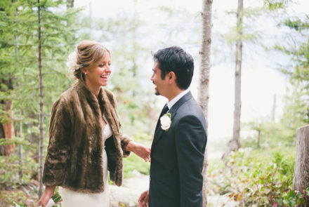 Stacey + Yannick