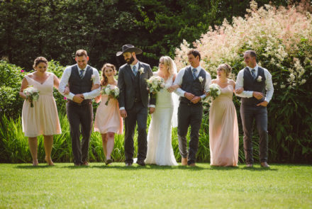 Colour us Married – the perils and pitfalls of choosing a wedding colour palette.