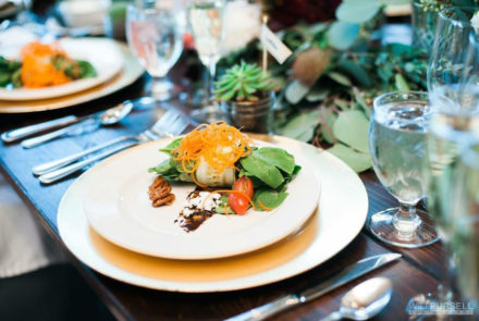 Vendor Viewpoint – FOOD! Cooking up some catering answers from Whistler Cooks.