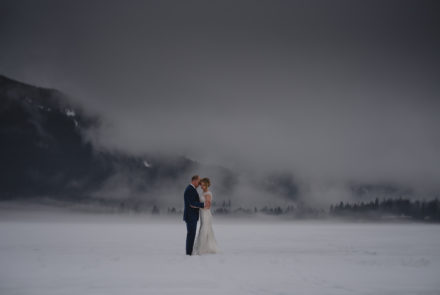 Skate away with me…the best is yet to be. Winter elopements.