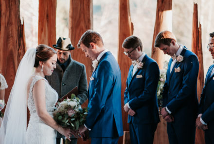 Real Wedding – Don't mess with Texas.